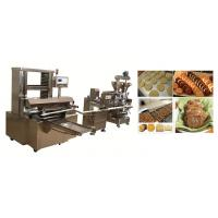 Wholesale Auto Stuff Encrusting Machine for Cookie Production Line Machinery from china suppliers
