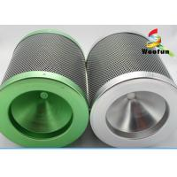 Colorful Aluminum Flange Carbon 38mm Air Filter Cartridge With 38mm Carbon Bed