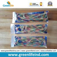 Wholesale Full Color Long 10Metre Fly Fishing Anti-lost Coiled Lanyard Leashes in Polybag Packing from china suppliers