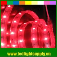 Wholesale AC 220V SMD5050 LED neon strip decorative light red from china suppliers