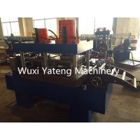 Wholesale Automatic Box - Type Storage Rack Roll Forming Machine 30KW Q235 Material from china suppliers