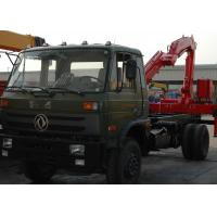 Wholesale High Efficiency 5 Ton Light Truck Loader Crane , Knuckle Cargo Crane Truck from china suppliers