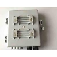 Quality 8 Port Wall Mount Fiber Distribution Box 8 Core Waterproof For Local Area Network for sale