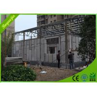 Wholesale Sound Insulation EPS Stable structure Concrete Prefab House Anti-earthquake from china suppliers