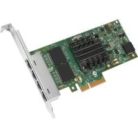 Wholesale INTEL I350-T4 Quad Port Server Adapter10 / 100 / 1000 Mbps, PCIe x4, Full Heigt from china suppliers