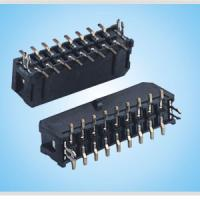 Wholesale Vertical 43045-2415 Connector With Press Fit metal Retention Clips For Routers from china suppliers