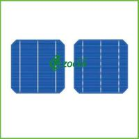 Wholesale Grade A N Type 4.47W 5x5 Monocrystalline Silicon Solar Cell CHUBB / ISO9001 from china suppliers