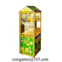 Wholesale Dinasaur World Amusement Park Equipment Small Gumball Vending Machine For Sale from china suppliers