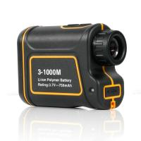 Buy cheap 8X 24mm 3-1000m Laser Range Finder Distance Meter Telescope for Golf, Hunting and ect. from wholesalers
