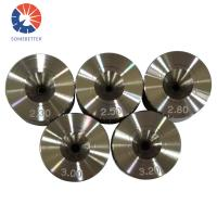 Wholesale High quality Special Shape Gold Cable PCD Diamond Wire Drawing Dies from china suppliers