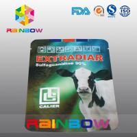 Wholesale Aluminum Foil Pet Food Pouch Dairy Cow Stand Up Food Packaging from china suppliers