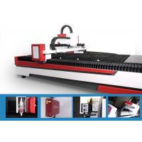 Quality 200w to 2000w metal sheet cutting machine , industrial laser cutting machinery for sale