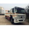 Buy cheap ZZ1257S4341W 6X4 30T HYVA front lift SINOTRUK HOWO CARGO TRUCK LORRY TRUCK from wholesalers