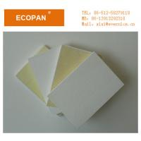 Wholesale Noise / Sound Absorbing Glass Fiber Board Insulation , Acoustical Ceiling Panels 12mm from china suppliers