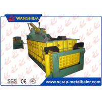 Wholesale Manual Valve Control Hydraulic Scrap Baling Press 160 Ton Press force from china suppliers
