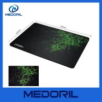 Quality Promotional Customized logo printed neoprene gaming mouse pad rubber base mouse pad for sale