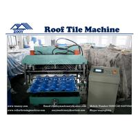 Wholesale Color Steel Roof Tile Roll Forming Machine For Moving House from china suppliers