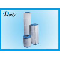 Wholesale Customized 20 µm 30 inch PP Pleated Filter Cartridge for Organic Solvents from china suppliers