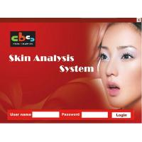 skin care analysis form facial microdermabrasion machine 12.1 inch screen Stable power hot sale