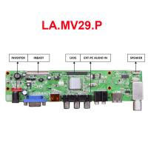 Wholesale LA.MV29.P TV Controller Board LA.MV29.P with VGA/HDMI/AV/USB/TV from china suppliers