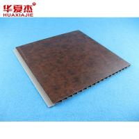Wholesale UV Protect Plastic Extrusion Profiles / Dark Grey Wall Tiles For Boardwalk from china suppliers