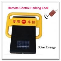 Wholesale Hot!Solar Egergy Panels Automatic Remote Control Car Position Space Lock Car Parking Block from china suppliers