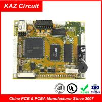 Wholesale 4 layer FR4 1oz ENIG Industrial PCB / DIP Pc Board for Financial equipment control board from china suppliers