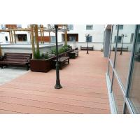 Wholesale Eco-friendly WPC Decking Flooring Engineered For Corridor & Decoration from china suppliers