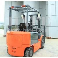 Wholesale China Best Choice red 3t electric forklift 3m lifting height with Zapi or curtis AC/DCcontroller with good quality from china suppliers