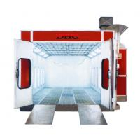 Wholesale Professional Infrared Paint Spray Booth , 3-fold Door For Automotive / Car from china suppliers