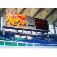 Wholesale Advertising Epistar LED Chip SMD P10 Indoor Full Color LED Video Wall Screen Large Stadium Digital Billboards Display from china suppliers