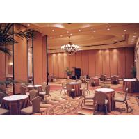 Wholesale Melamine Wooden Partition Wall For Banquet Hall High Sound Absorbing from china suppliers