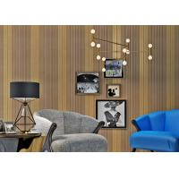 Wholesale Breathable Modern Removable Wallpaper Waterproof With 0.53*10m Size , 3D Fashion Style from china suppliers