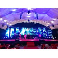 Wholesale Indoor Full Color led video curtain High Resolution stage LED screen from china suppliers