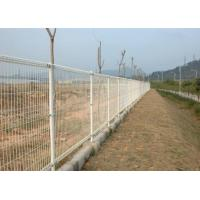 Wholesale Double Loop Chicken Wire Fence PanelsPowder Coated  Low Carbon Steel High Strength from china suppliers