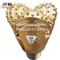 Buy cheap 15 1/2inch New TCI tricone bit Tungsten carbide insert tricone drill bit for oil well price from wholesalers