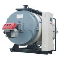 Wholesale PLC Control Gas Fuel Fired Hot Water Boilers from china suppliers