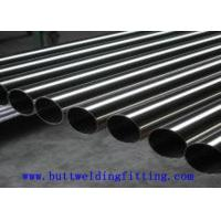 Wholesale 2507 uns S32750 Super Duplex Stainless Steel Pipe 0.1mm - 70mm Thickness from china suppliers