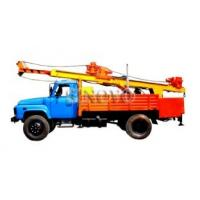 Wholesale 40KW / 53.6hp Drilling Capacity 300M Geological Drilling Rig ST-200 Mobile Drilling Rigs from china suppliers