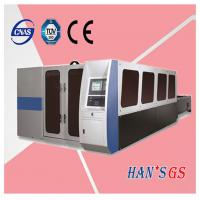 Wholesale CNC Aluminum / Stainless Steel Laser Cutting Machine from china suppliers
