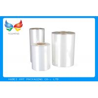 Wholesale High Printing Resolution OPS Shrink Film With Harmless And Nonpoisonous from china suppliers