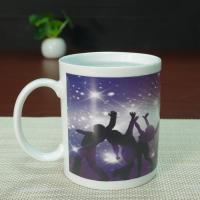 Wholesale Full printing heat sensitive color changing mugs dance coffee mug from china suppliers