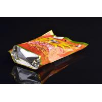 Wholesale Heat Sealing Handle Food Packaging Bags , Printing Laminated Food Grade Stand Up Pouch from china suppliers