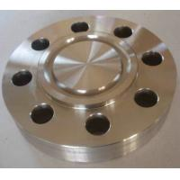 Wholesale BS4504 Round Carbon Steel Flanges With 4 / 8 Bolt Holes , ISO7005-1 from china suppliers