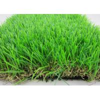 Wholesale Outdoor Decoration Fake Grass Carpet Anti-UV , 40MM Height Yarn from china suppliers