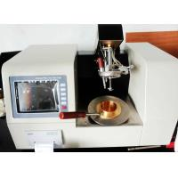 Buy cheap GD-261D Automatic PMCC Pensky-Martens Closed Cup Flash Point Tester ( ASTM D93) from wholesalers