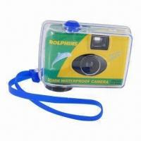 Buy cheap 35mm DC-10 waterproof mini digital camera with focus free from wholesalers