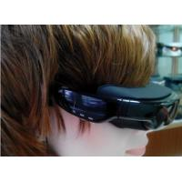 Wholesale Android Mobile Virtual Display Video Glasses With Micro SD / TF Card Max 32GB from china suppliers