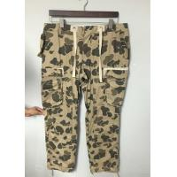 Wholesale Outdoor Army Cargo Pants Men Long Camouflage Work Pants With Pockets from china suppliers