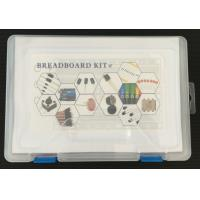Quality Raspberry Experiment Component Kit , Solderless Breadboard Jumper Wire Kit for sale